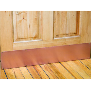 sc 1 st  Nortek CopperWorks & Nortek CopperWorks » Store » Door Kick Plate Natural Copper